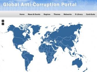 UNDP lanserar ny webbportal i kampen mot korruption