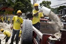 Jordbävningskatastrofen på Haiti för två år skördade tusentals liv och skapade en enorm förödelse. Återuppbyggnadsarbetet pågår fortfarande, bland annat med stöd från UNDP. UN/Photo Marco Dormino.