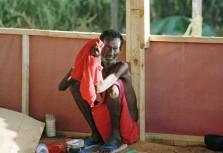 Torrkatastrofen på Afrikas horn är den värsta på 60 år. UNDP:s insatser i Somalia går ut på att skapa arbete och infrastruktur för ett fungerande jordbruk. UN/Photo Milton Grant.