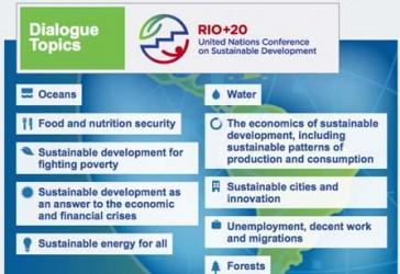 Var med och påverka agendan under FN:s stora konferens om hållbar utveckling.