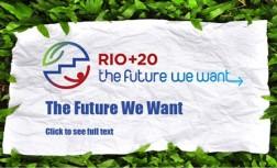 När FN:s konferens om hållbar utveckling avslutades i midsommarhelgen lyckades medlemsstaterna slutligen enas om ett gemensamt slutdokument - The future we want.