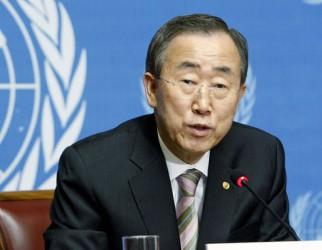 Med anledning av Internationella fattigdomsdagen den 17 oktober uppmanar FN:s generalsekreterare, Ban Ki-moon, världens ledare att ge ökat fokus åt fattigdomsbekämpning.