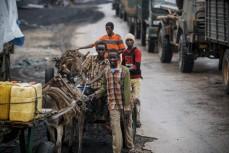 I UNDP:s Somalia Human Development Report 2012 betonas vikten av att unga somalier blir mer delaktiga i landets sociala, ekonomiska och politiska utveckling. UN/Photo: Stuart Price.