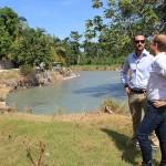 UNDP Goodwill Ambassador, HRH Crown Prince Haakon of Norway visits Haiti3. Photo: UNDP Haiti