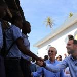 UNDP Goodwill Ambassador, HRH Crown Prince Haakon of Norway visits Haiti4. Photo: UNDP Haiti