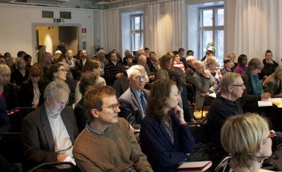 Frukostseminarium om Post-2015 agendan.