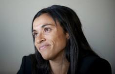 UNDP Goodwill Ambassador Marta Vieira da Silva