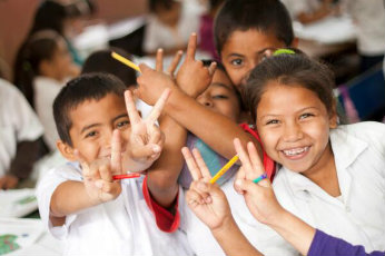 MDG Momentum: Skolbarn, UNICEF Honduras