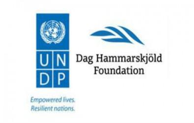 UNDP och Dag Hammarskjöldfonden