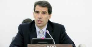 Olav Kjørven, UNDP