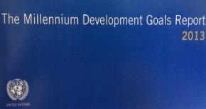 FN:s millenniemålsrapport 2013