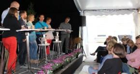 UNDP och Dag Hammarskjöldfondens Post-2015 seminarium i Almedalen.