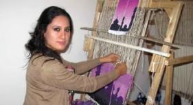 Väver en framtid för unga i Tunisien