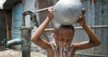 Världstoalettdagen UN PHOTO/KIBAE PARK