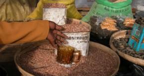Marknad i Harare, Zimbabwe. Foto: IRIN