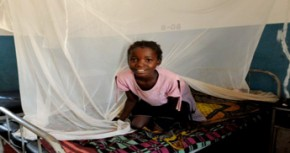 UNDP stödjer malariakontroll-program i Zambia, genom sitt samarbete med Globala Fonden.