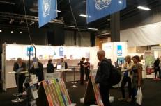 UNDP finns på plats på Bokmässan i Göteborg.